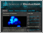 The Science of Deduction - Sherlock Holmes