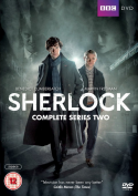 Sherlock Series 2 on DVD on January 23rd 2012!